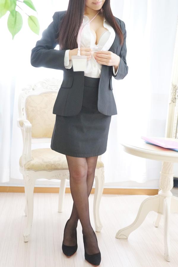 栗田みれい / 新橋のデリヘル風俗【イキます!女子ANAウンサー】